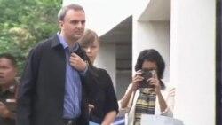 THAILAND BRITISH ACTIVIST VOSOT
