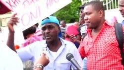 Manifestasyon Anplwaye ONI yo Devan TPTC