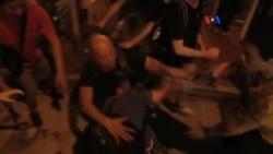 Violencia en Hong Kong
