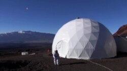 Simulated Astronauts Get Taste of Mars, in Hawaii