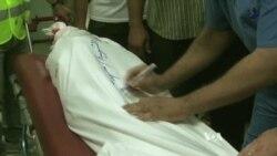 Gaza Victims of Israeli Offensive