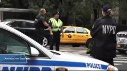 New York'ta Güvenlik En Üst Seviyede