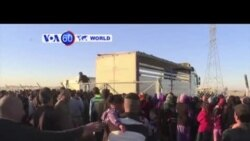 VOA國際60秒(粵語): 2016年11月22日