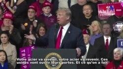 """Trump a son slogan pour 2020: """"Gardons sa grandeur à l'Amérique (vidéo)"""
