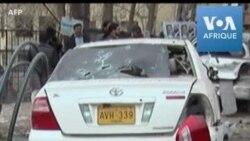 Pakistan : au moins 8 morts dans un attentat-suicide