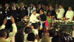 尼加拉瓜总统就职典礼