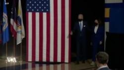 Etats-Unis : Biden présente sa colistière