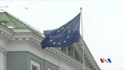 在俄被控毒害前間諜事件上歐盟力挺英國