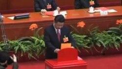 习近平正式就任中国国家主席