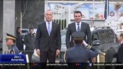 Takim Haradinaj-Zaev në Prishtinë
