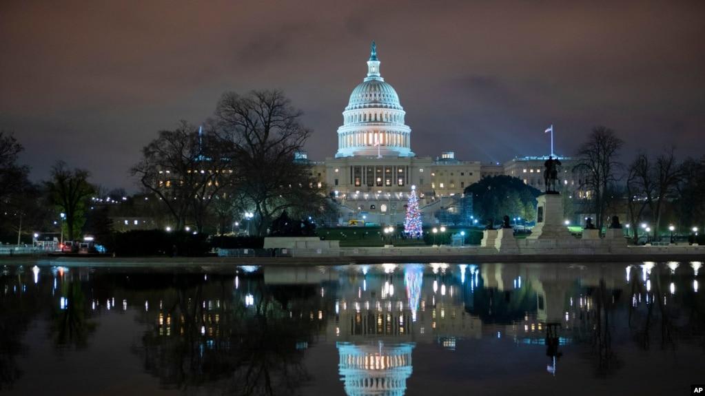 美国国会2020年12月21日挑灯夜战表决通过《2021财年联邦政府综合拨款法》及《新冠肺炎疫情纾困法》