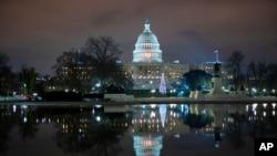 美國國會2020年12月21日挑燈夜戰表決通過《2021財年聯邦政府綜合撥款法》及《新冠肺炎疫情紓困法》