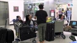 Venezolanos varados en Miami sin esperanzas