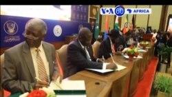 Manchetes Africanas 9 Agosto: Salva Kiir concedeu amnistia a Riek Machar
