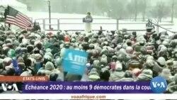 Echéance 2020 : au moins 9 démocrates dans la course