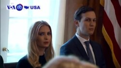 VOA60 America - President Trump's son-in-law and top adviser Jared Kushner has lost his access to the nation's top secrets