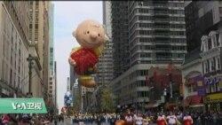 美国在大选年政治分歧中迎来感恩节