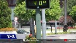 2020 viti më i ngrohtë në Evropë