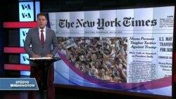 22 Mayıs Amerikan Basınından Özetler