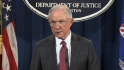 Sessions: 'I Never Had Meetings with Russian Operatives' About Trump Campaign