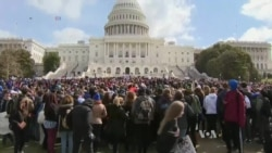 US Congress Weighs Next Steps in Gun Law Debate