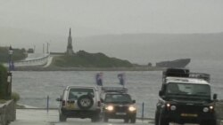 ການລົງປະຊາມະຕິ ຢູ່ໝູ່ເກາະ Falkland