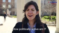 College Students Describe Election in One Word: Crazy