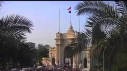 2013-07-03 美國之音視頻新聞: 軍方限期逼近 穆爾西面臨下台威脅