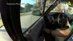 Mỹ: Phê ma túy, kéo lê cảnh sát hàng trăm mét
