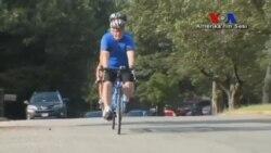 Görme Özürlüler İçin Bisiklet