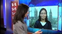 VOA连线:(1)香港律政司长袁国强访英(2)佳士得上海拍卖会
