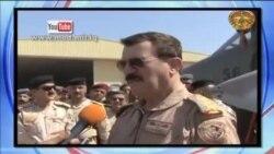 ارتش عراق ۷ فروند جنگنده سوخوی ۲۵ تحویل گرفت