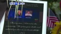 VOA60 America - Alleged TV Shooter Described Self as 'Human Powder Keg' - August 27, 2015
