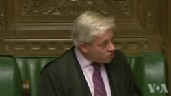 英议会下院议长强烈反对川普前来演讲