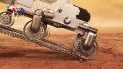 ESA's Mars Rover Undergoes Testing