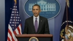 Obama Rules Out Military Option in Ukraine