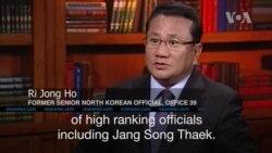 Brutal Purges, Executions Prompted Defection, Senior-level North Korean Tells VOA