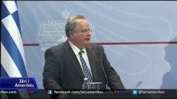 Ministri i jashtëm grek viziton Shqipërinë