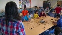 STEM Program Teaches Tech Skills, Leadership