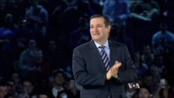 Republican Ted Cruz Launches Presidential Campaign.