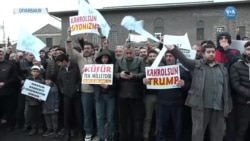 Trump'ın Ortadoğu Barış Planına Diyarbakır'dan Tepki