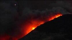 美国万花筒: 加州野火和北极冰川融化有关
