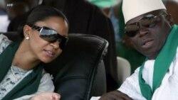 Marekani yamwekea vikwazo mke wa rais wa zamani wa Gambia