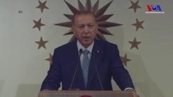 Erdoğan Zaferini İlan Etti