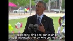 President Obama's Remarks in Orlando, Florida