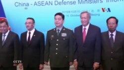 TQ muốn diễn tập hải quân chung với ASEAN ở Biển Đông