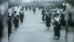 US Women Voting Rights Centennial -- USAGM