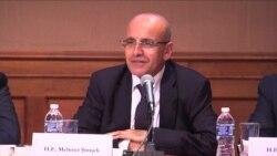 Turkish Deputy PM Mehmet Simsek Hopes US-Turkey Dispute Temporary