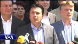 Opozita maqedonase kthehet në parlament
