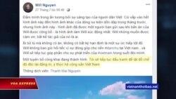 Will Nguyễn tố Việt Nam cắt ghép thông tin
